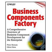 Business Component Factory: A Comprehensive Overview of Component-Based Development for the Enterprise