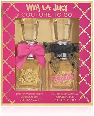 Juicy Couture Viva La Juicy Couture To Go 2 Piece Fragrance Gift Set, Perfume for Women, 2 ct.