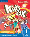Kid's Box Level 1 Pupil's Book, Caroline Nixon and Michael Tomlinson, 110761757X