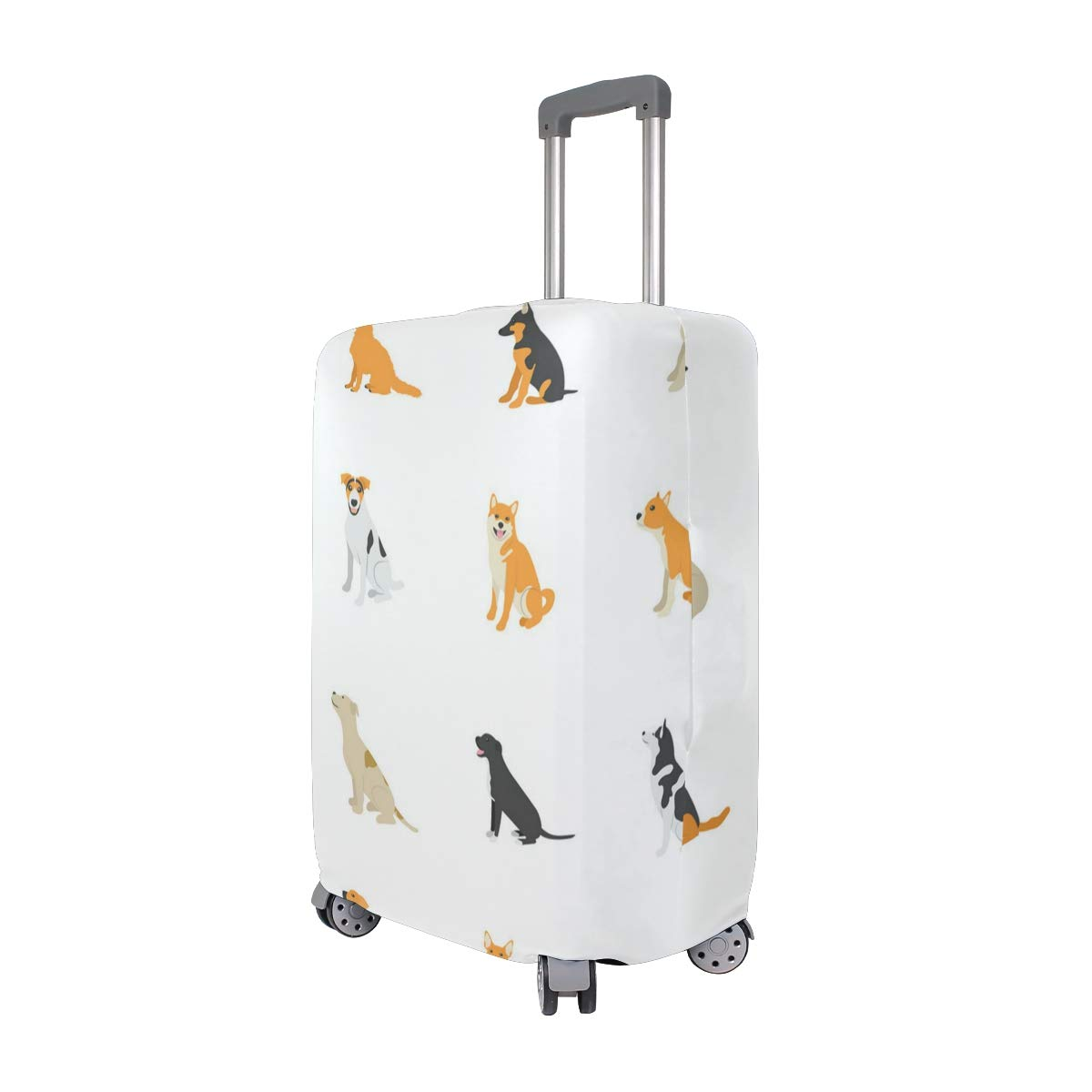 Dog Dry Shampoo Bat Traveler Lightweight Rotating Luggage Protector Case Can Carry With You Can Expand Travel Bag Trolley Rolling Luggage Protector Case