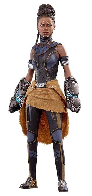 Amazon.com: Hot Toys Shuri Black Panther Marvel Movie ...