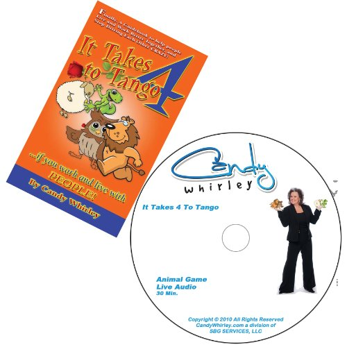 It Takes 4 to Tango Book/CD Combo
