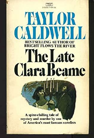 book cover of The Late Clara Beame