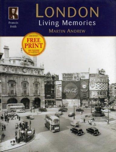 Download Francis Frith's London Living Memories (Photographic Memories) ebook