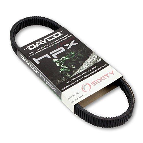 (2008-2011 for Polaris Ranger RZR 800 Drive Belt Dayco HPX ATV OEM Upgrade Replacement Transmission Belts)