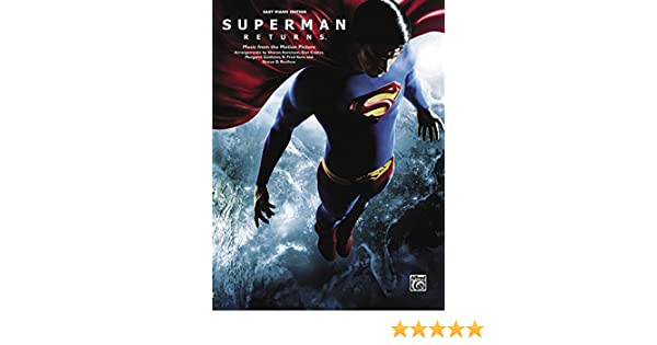 Customers Who Bought Superman Theme (Big Note Piano Edition) Also Bought: