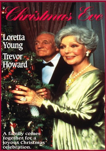 Christmas Eve (1986) DVD with Loretta Young aka