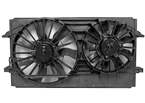 engine fan chevy malibu 2012 - 5