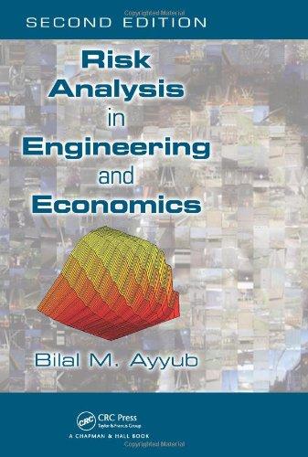 Risk Analysis in Engineering and Economics (Economics Engineering)