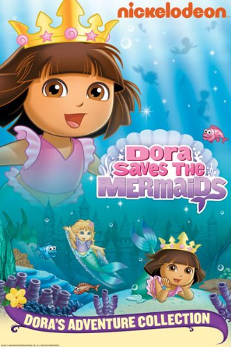 Dora Saves the Mermaids Dora The Explorer Video