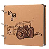 Creative diy handmade album production album / baby growth book / graduation book / travel diary ( Color : 9 )