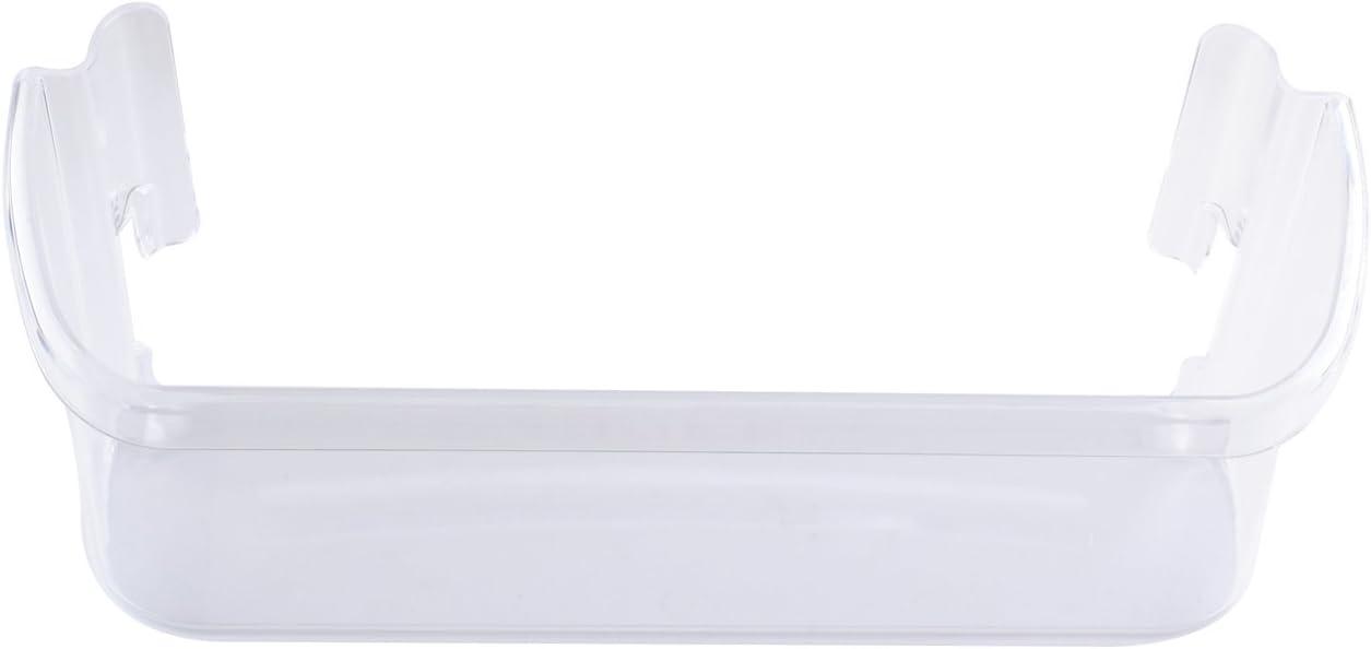 240356402 Sears Kenmore Refrigerator Door Bin Shelf Bucket Clear Replacement