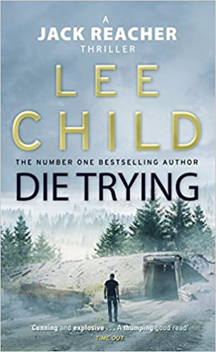 Image result for lee child die trying
