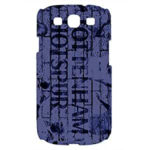 Famous Design FC Hull City Association Football Club Phone Case Cover For Samsung Galaxy S3 3D Plastic Phone Case
