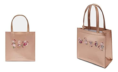 fc66e3d7e06fd1 Ted Baker Bricon Serenity Rose Gold SMALL Tote Bag  Amazon.co.uk  Shoes    Bags