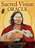 img - for Sacred Vision Oracle Cards book / textbook / text book