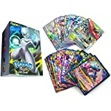 100 Pcs Pokemon assorted cards -m011