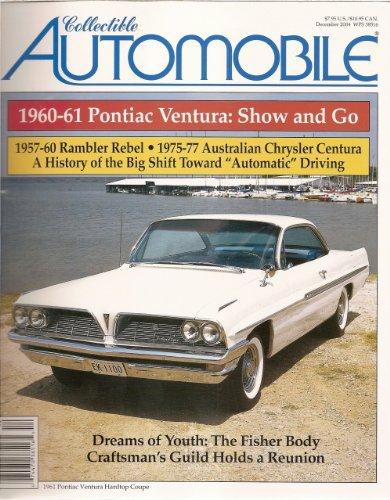 Collectible Automobile Magazine December 2004 (Vol. 21 No. 4)