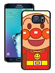 Beautiful Samsung Galaxy S6 Edge Plus Cover Case ,Newest And Durable Designed Case With anpanman 1 Black Samsung Galaxy S6 Edge+ Case Unique And Cool Phone Case