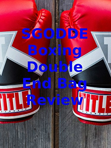Bag Leather Really (Review: SGODDE Boxing Double End Bag Review)