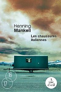 vignette de 'Les Chaussures italiennes (Henning Mankell)'