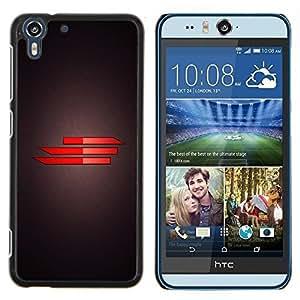 Stuss Case / Funda Carcasa protectora - Pingüino Crest - HTC Desire Eye M910x