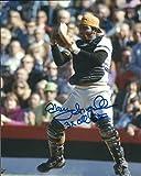 Autographed Manny Sanguillen 8x10 Pittsburgh Pirates Photo