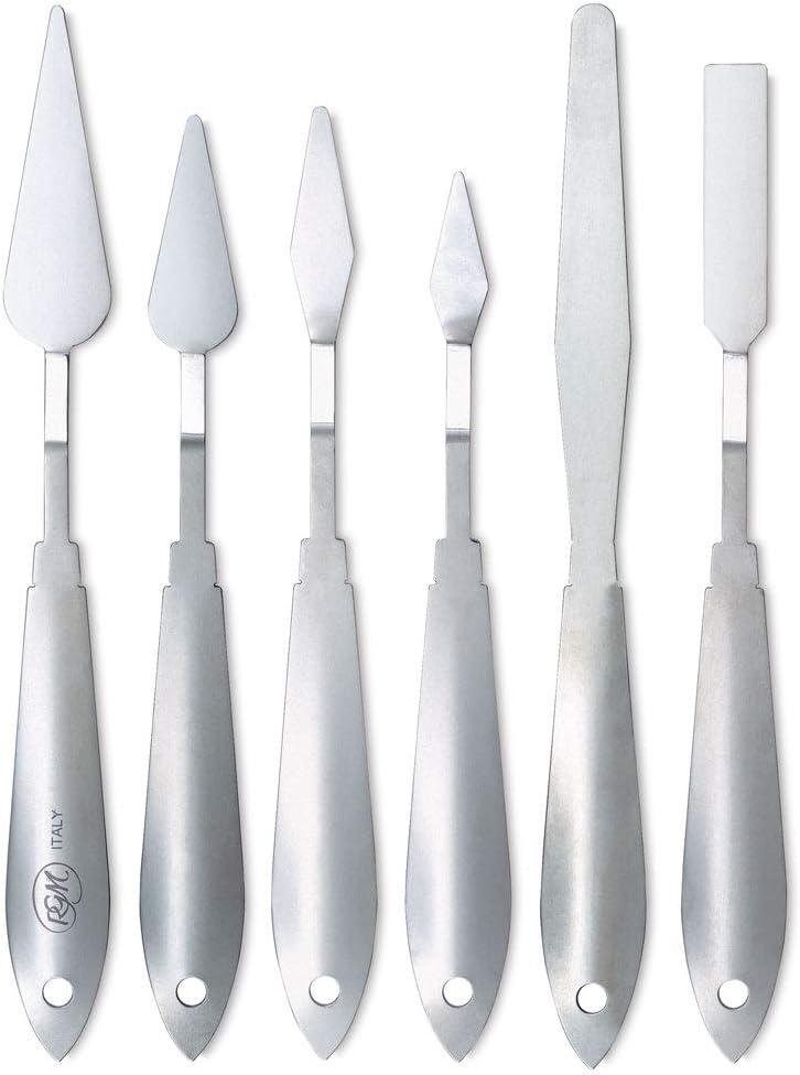 RGIR13 RGM Idea Line Painting//Palette Knife 13