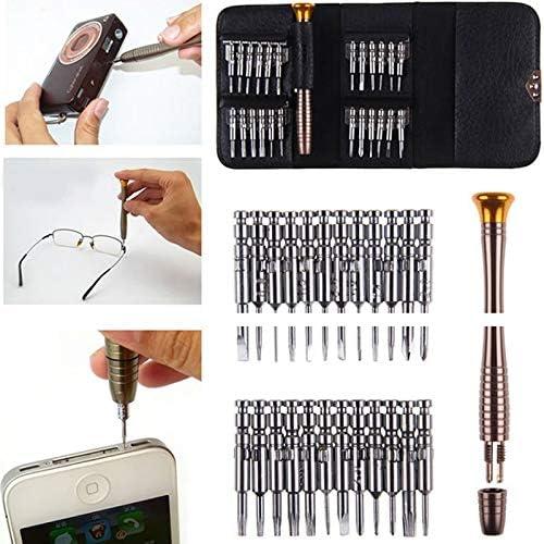 Boyuanweiye001 1人の磁気ドライバー25は、携帯電話の修復ツールキットの腕時計ハンドツールタブレットの電話ツールを設定します
