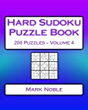 img - for Hard Sudoku Puzzle Book Volume 4: Hard Sudoku Puzzles For Advanced Players book / textbook / text book