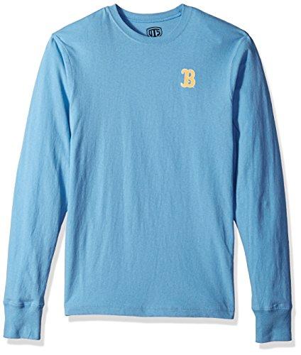 Bruins Ucla Basketball - NCAA UCLA Bruins Men's Ots Rival Long sleeve Lccb Tee, Small, Carolina