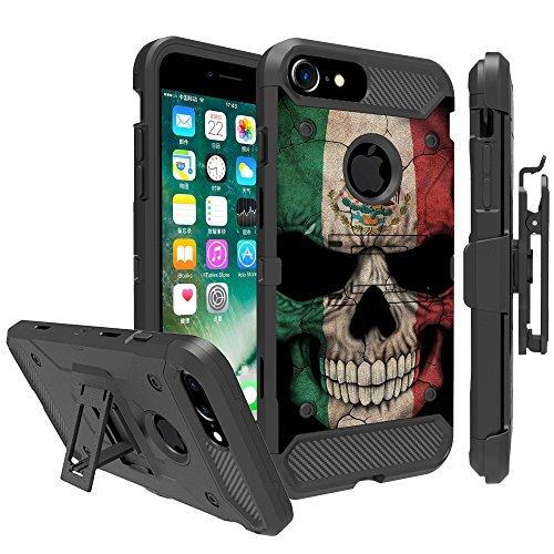 Mexico Clip - Untouchble Case for Apple iPhone 6 Case, iPhone 7 Case, iPhone 8 (4.7