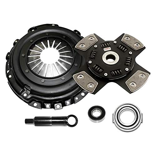 Competition Clutch 8026-1420 Clutch Kit(1994-2001 Acura Integra Stage 5-4 Pad Ceramic)
