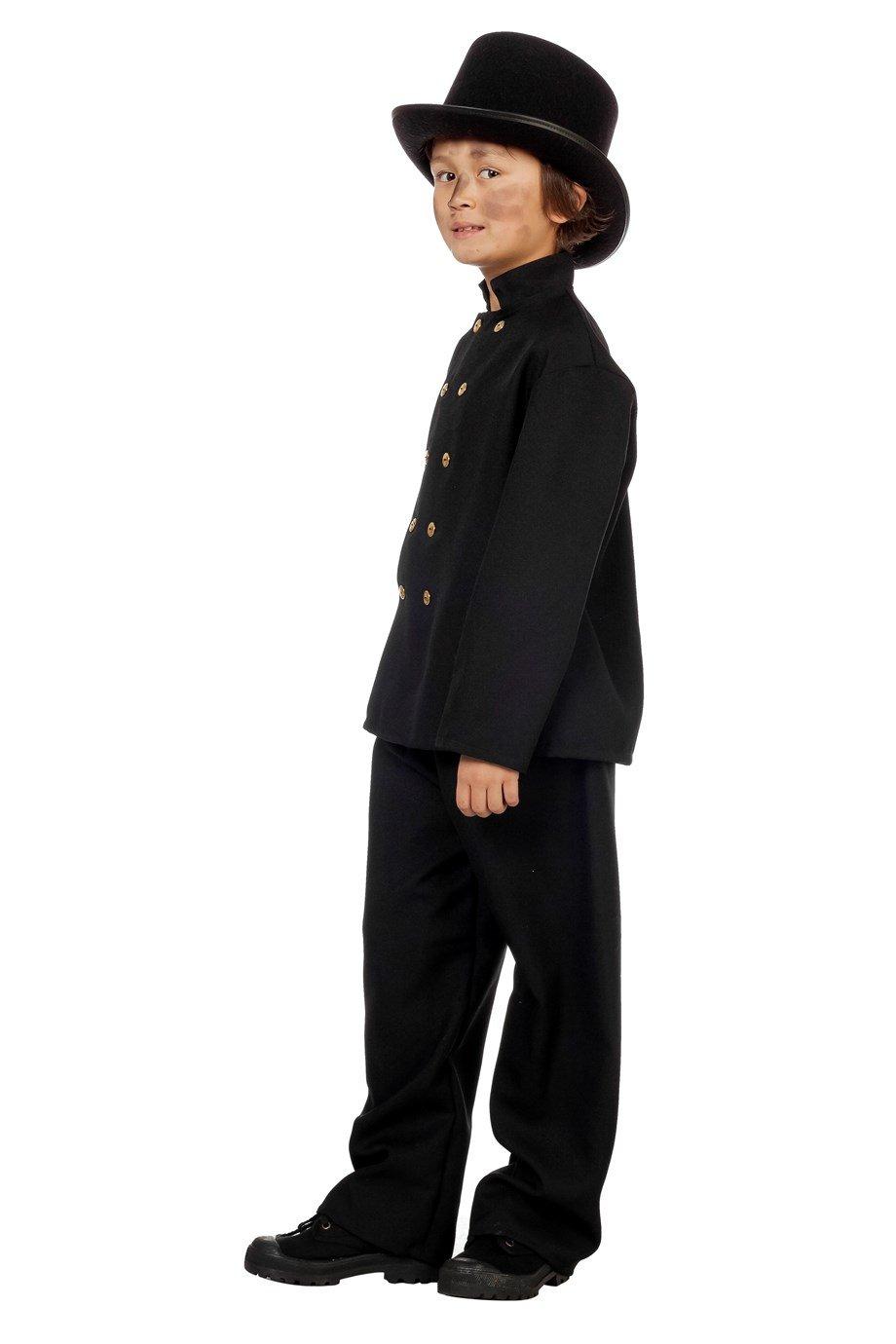 The Fantasy Tailors Disfraz de deshollinador para niños, Color ...