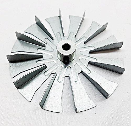 Avalon Fan Blades (3-21-00661 - HARMAN Fireplace Fan Blade, 4 3/4