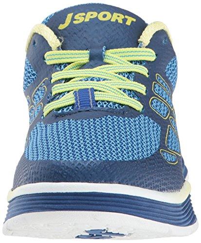 Blue Jambu Sport Sport Womens Walker JSport Yellow by Deep Walker Neon CHqwnR8
