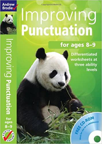 Improving Punctuation 8-9: For ages 8-9: Andrew Brodie ...