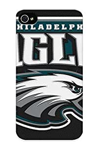 meilinF000Graceyou Tpu Case For iphone 5/5s With Philadelphia Eagles Nfl Football , Nice Case For Thanksgiving Day's GiftmeilinF000