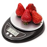 Mango Spot® Digital Multifunction Kitchen and Food Scale, 1g to 11lbs Capacity