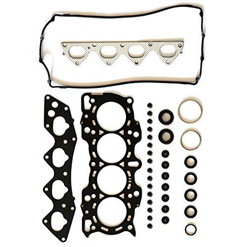 ROADFAR Cylinder Head Gasket Set Kit for Honda CR-V 1.6L 2.0L 97 98 99 00 01 (Crv Honda Cylinder Head)