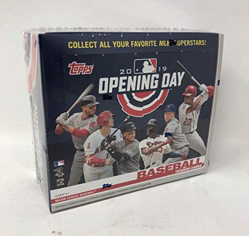 Topps Opening Baseball Retail Display product image