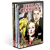 Carole Lombard Collection: My Man Godfrey / Nothing Sacred / Made for Each Other (3-DVD)