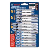 Bosch T14CPSC 14 Piece Bosch Shank Jigsaw Blade Set With Pouch
