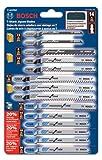 Bosch T14CPSC 14 Piece Bosch Shank Jigsaw Blade Set With Pouch фото
