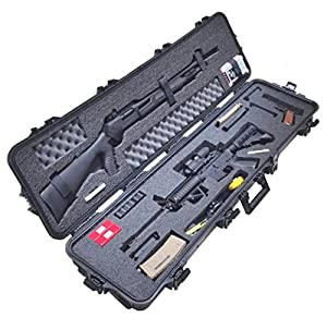 7. Case Club Pre-Made Waterproof 3 Gun Competition Case