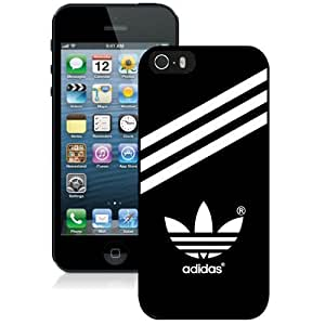 Great Quality iPhone 5 5S Case ,Beautiful And Unique Designed Case With Adidas 20 Black iPhone 5 5S Cover Phone Case