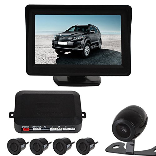 Parking Sensor - BANGWEIER Rearview Parking Sensor: Electronics
