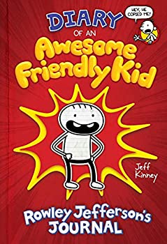 Diary of an Awesome Friendly Kid 141974027X Book Cover