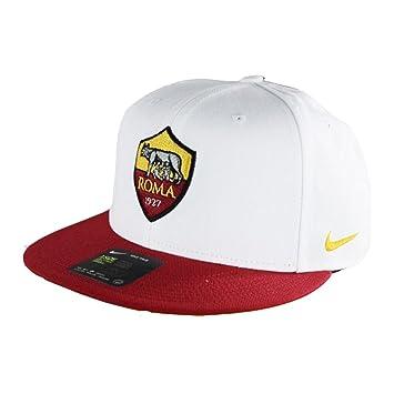 9b9c23419c27c1 Nike Women's Core University as roma True Cap – White/Team Crimson/Gold One