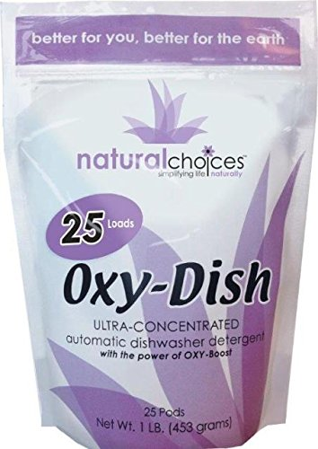 dishwasher detergent oxy - 3